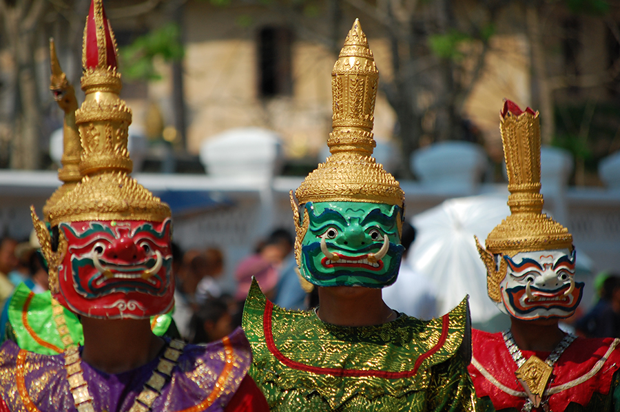 Lao_New_Year,_dancers-2